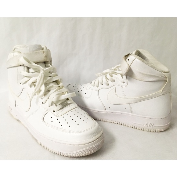 Mens Nike Air Force 1 High 07 Size 9.5